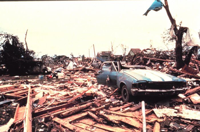 And here is an example of F4 damage: