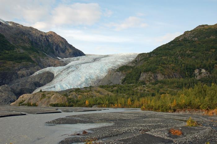 11. Exit Glacier Trail - Seward