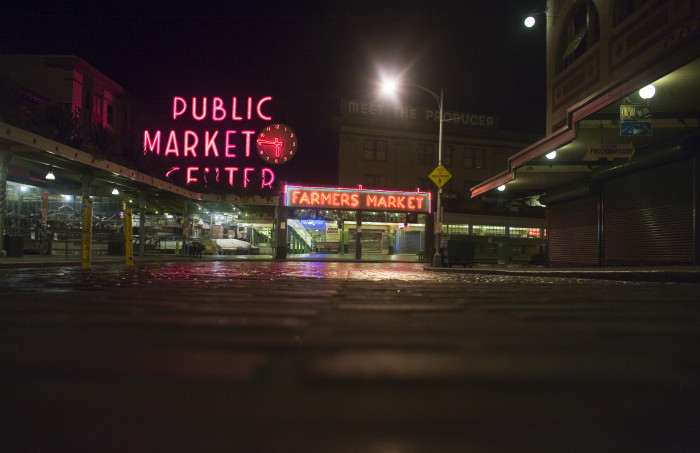 8. The Indian Princess of Pike Place Market
