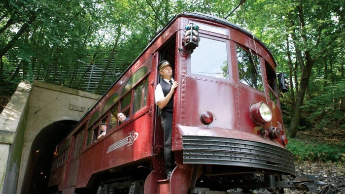 8. Electric City Trolley