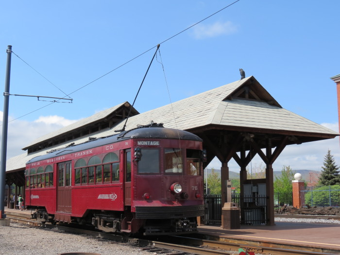 Electric City Station