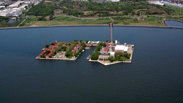 11. Ellis Island