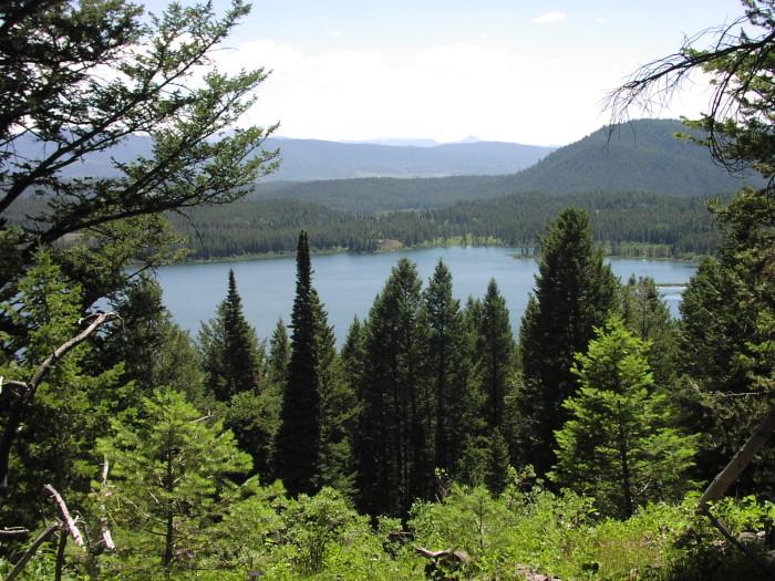 13. Emma Matilda Lake
