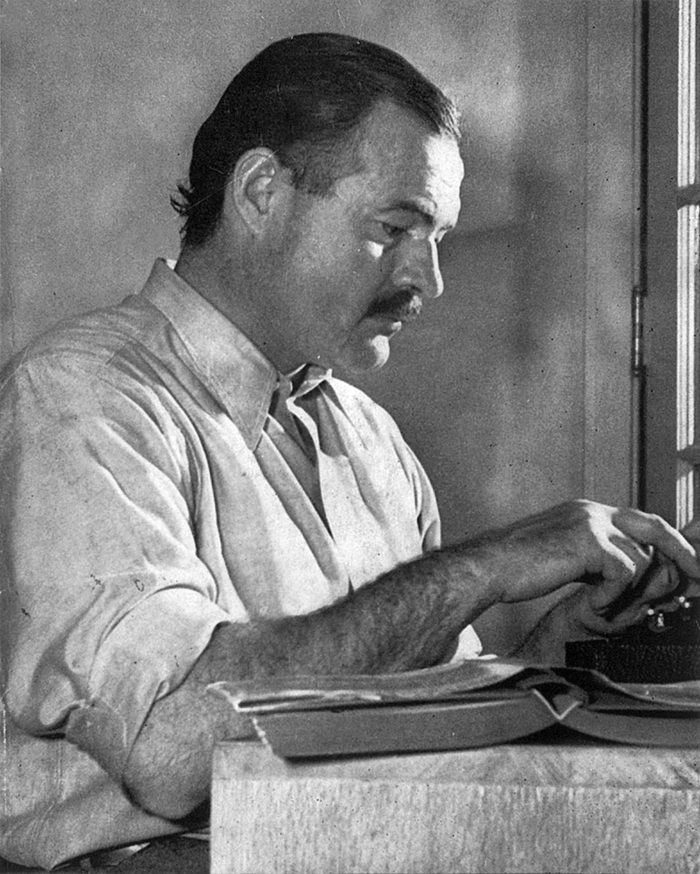 1. Petoskey was the longtime summer home to legendary author and journalist Ernest Hemingway, dating back to the turn of the 20th century.