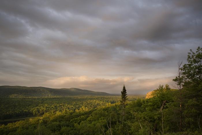 2. Escarpment Trail, Porcupine Mountains