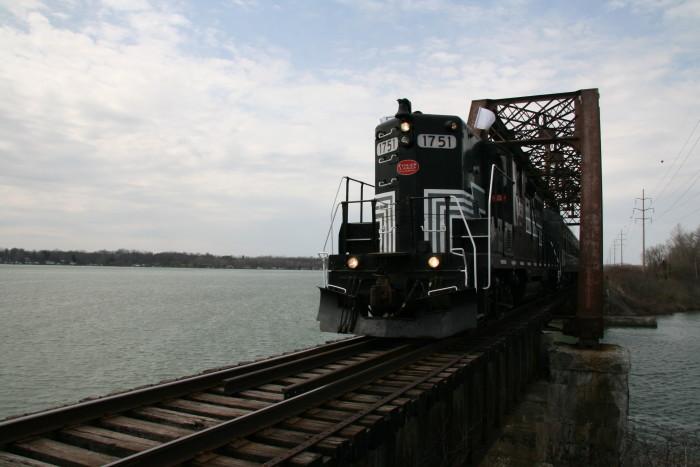 7. Finger Lakes Railway