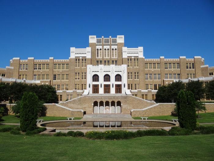 1. Central High School (Little Rock)