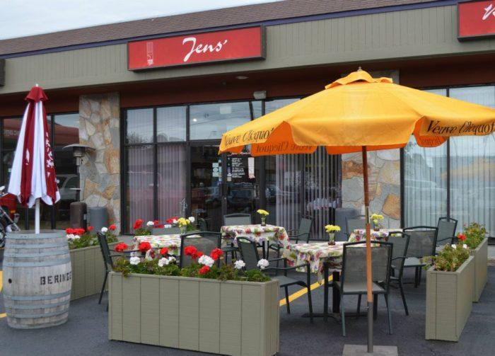 8. Jen's Restaurant - Anchorage