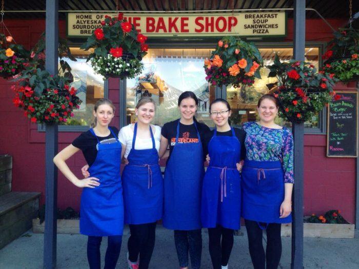 7. The Bake Shop - Girdwood