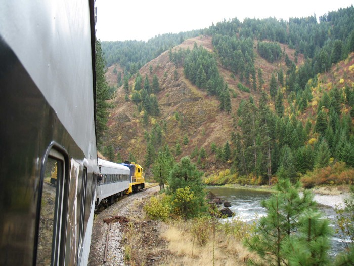 1. Eagle Cap Train Rides