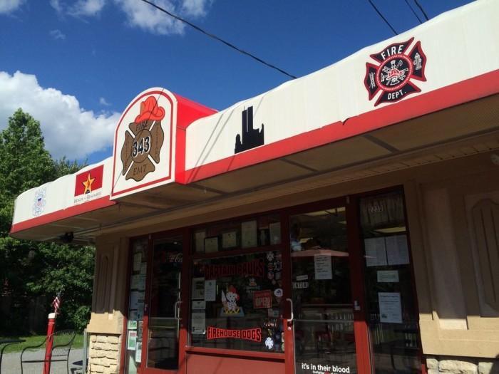 18. Captain Paul's Firehouse Dogs, Lawrenceville