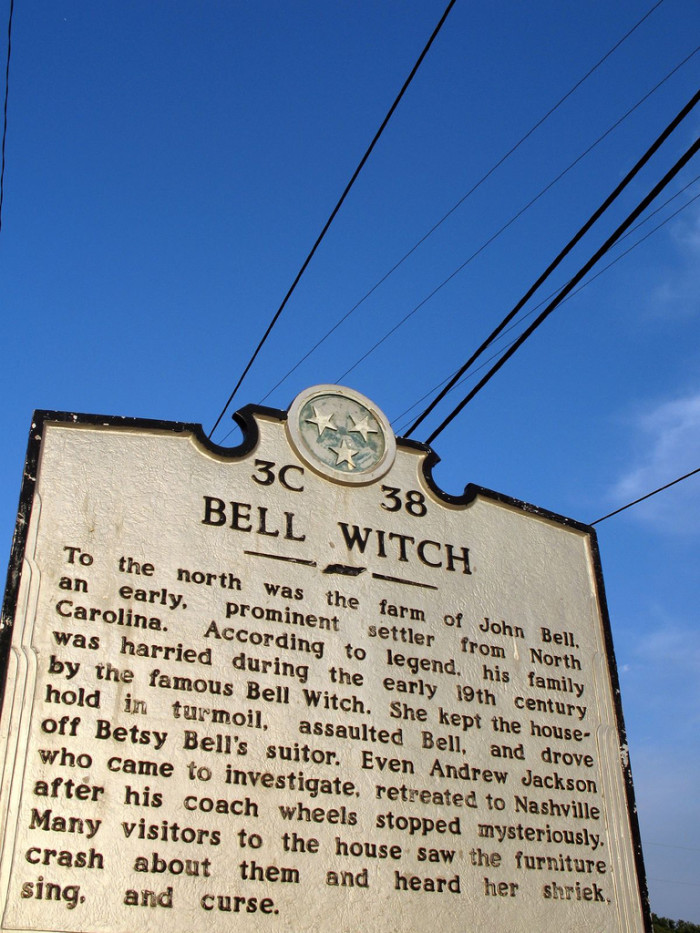 Five Bell Witch