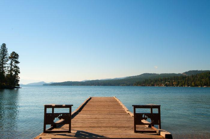 6. Flathead Lake