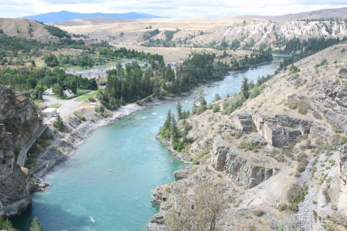 8. Flathead River