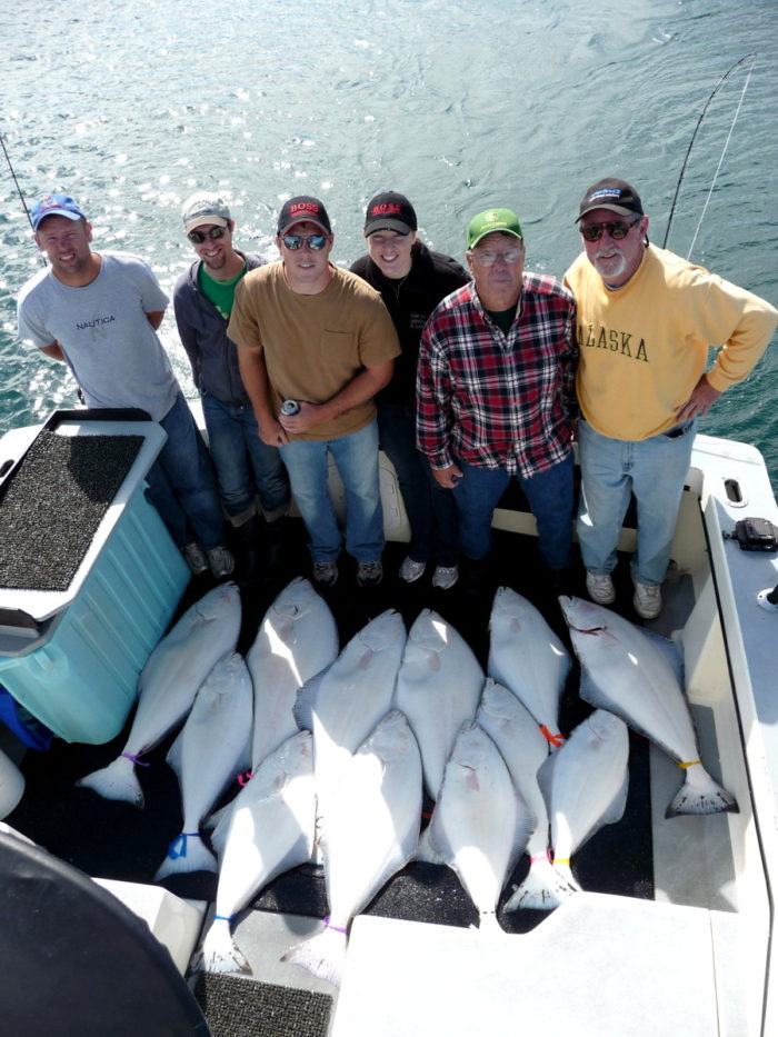 11. Halibut Fishing Capital of the World - Homer