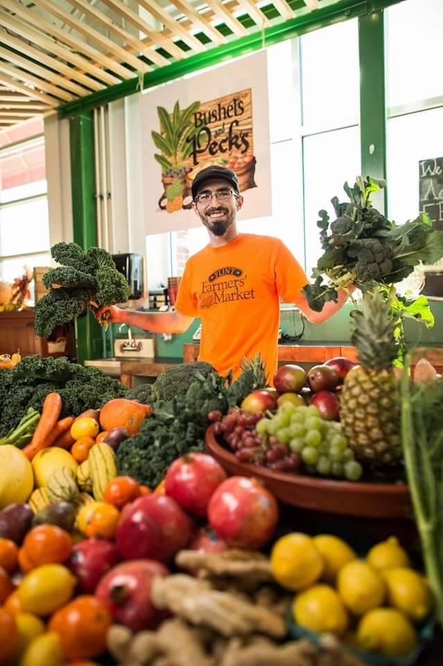 6. Flint Farmers Market