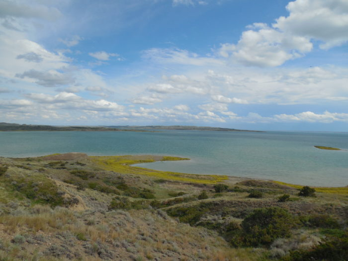 8. Fort Peck Lake