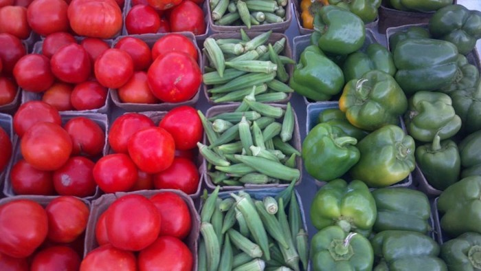 8. Fort Smith Farmers Market