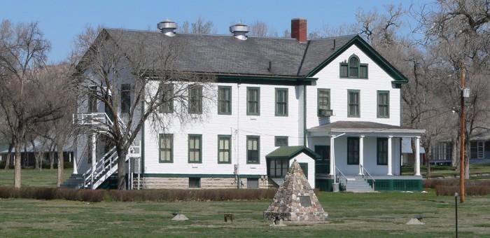 6. Fort Robinson, near Crawford