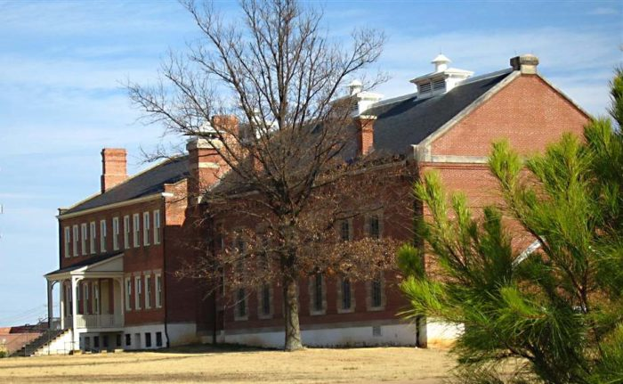 2. Fort Smith National Historic Site (Fort Smith)