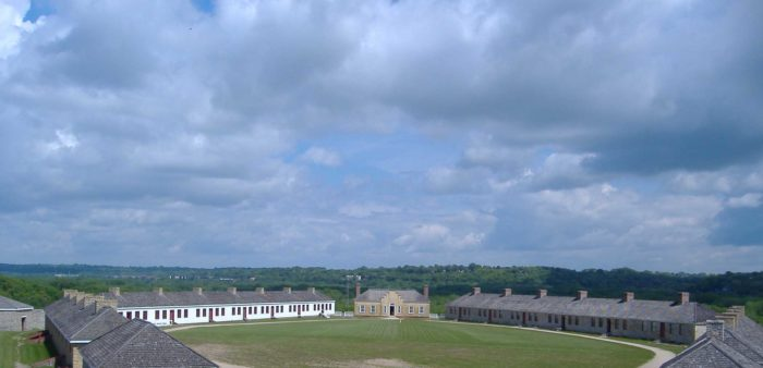 1. Fort Snelling on the Mississippi is one of the city's favorite landmarks, and rightfully so.