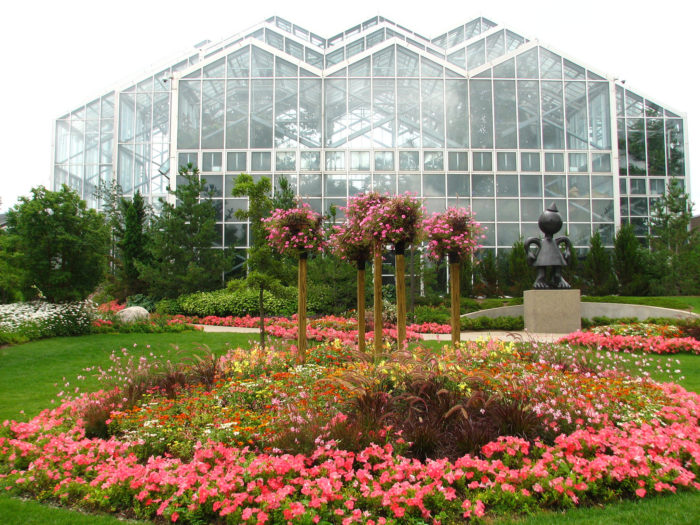 10 historical landmarks you absolutely must visit in michigan Frederik meijer gardens