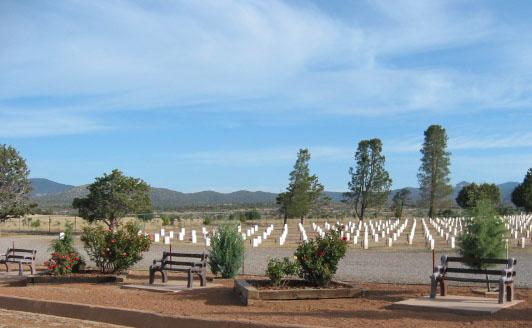 1. Fort Bayard National Cemetery, Fort Bayard