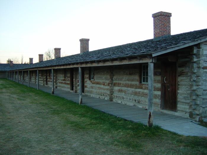 5. Fort Atkinson, Fort Calhoun