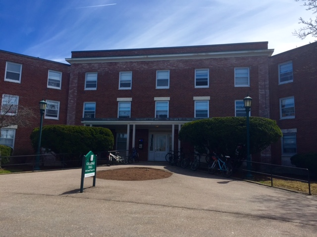 Coolidge Hall - 402 S Prospect St., Burlington