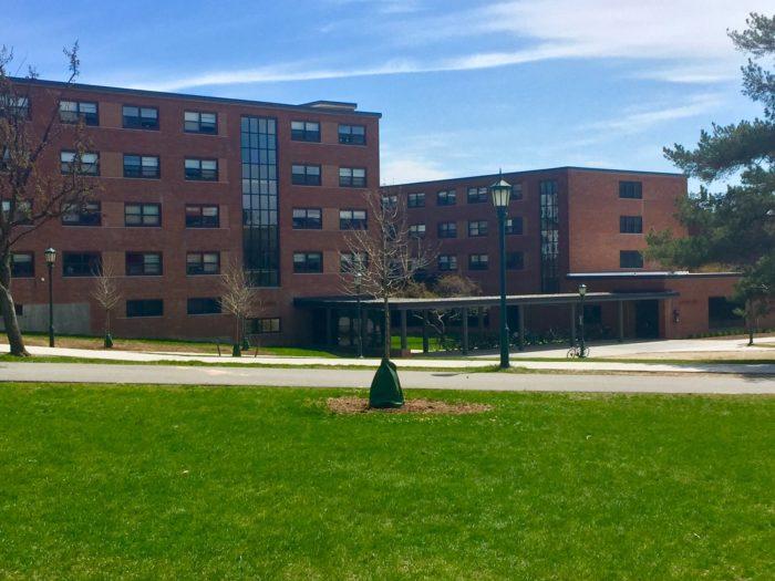Simpson Hall - 438 S Prospect St., Burlington