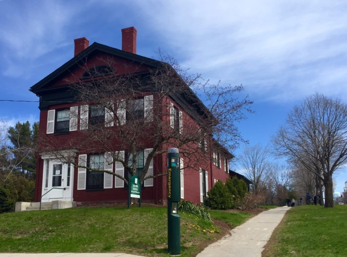 The Jacobs House, Center for counseling and testing – 146 South Williams Street, Burlington