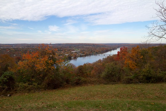 10. Goat Hill Overlook, Washington Crossing State Park