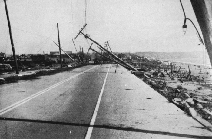 4. The Great New England Hurricane of 1938