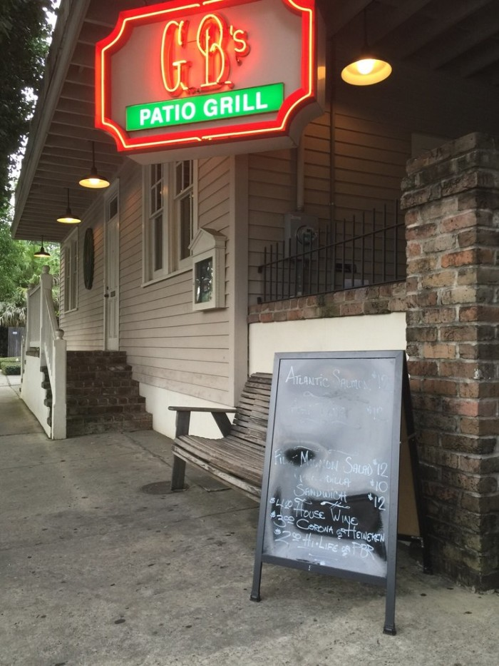 10) GB's Patio Bar & Grill, 8117 Maple St.
