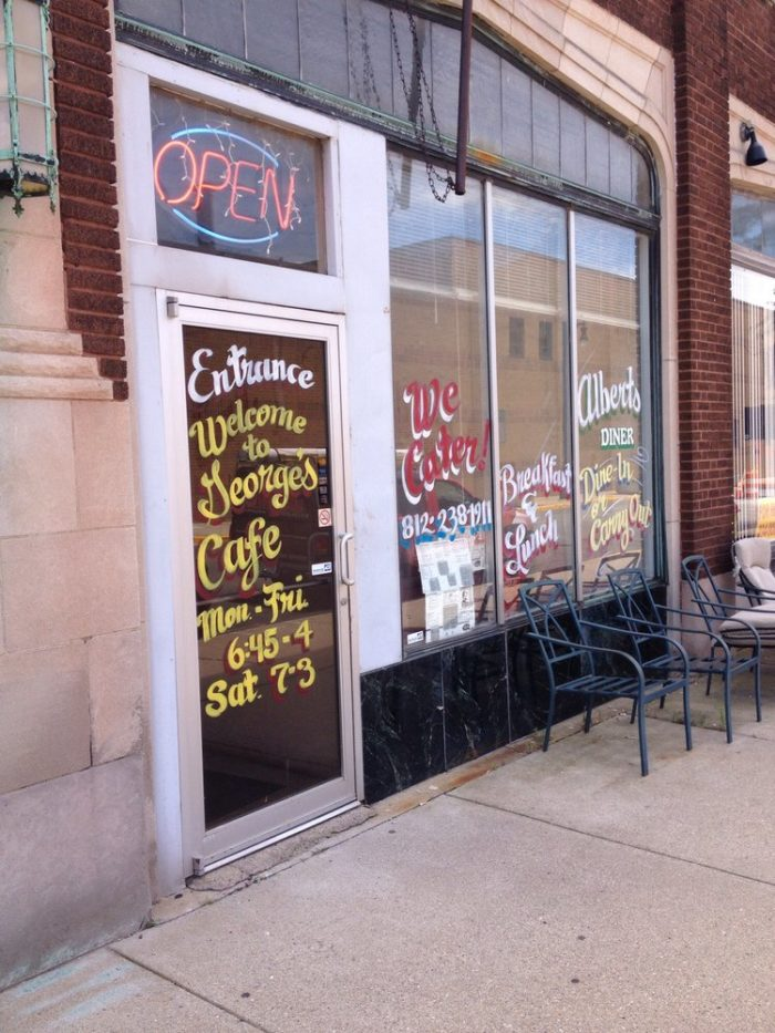 8. George's Cafe - Terre Haute
