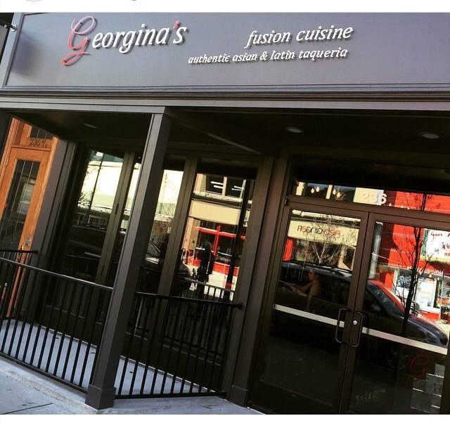 5. Georgina's, Traverse City