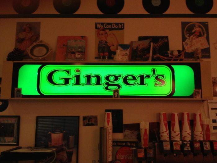 12. Ginger's Restaurant - Soldotna
