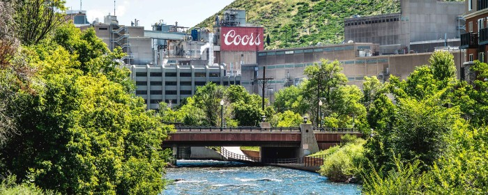 11. Coors Brewery