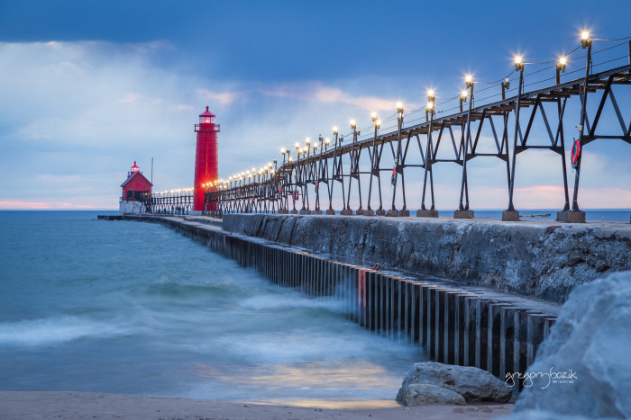 3. Grand Haven Waterfront Trail
