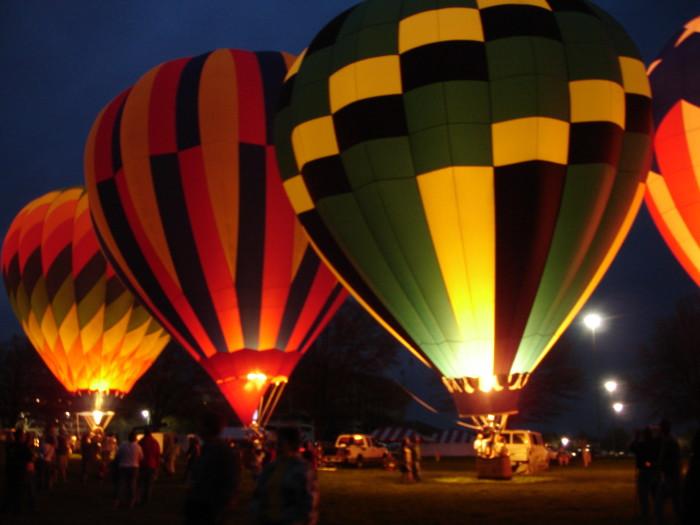 Great Balloon Fest.