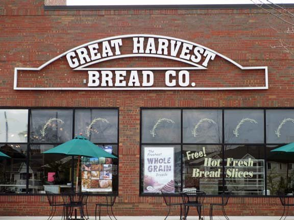 7. Great Harvest Bread Co, multiple locations