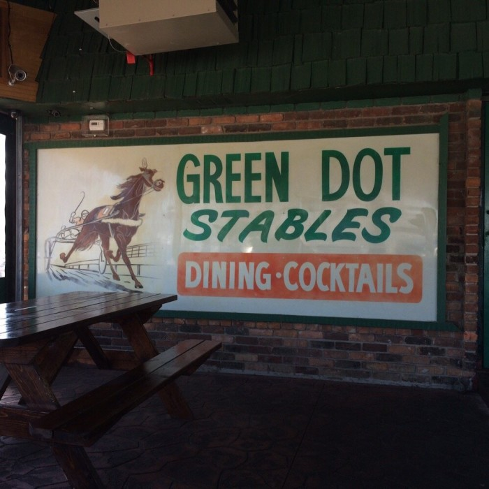 5. Green Dot Stables, Detroit