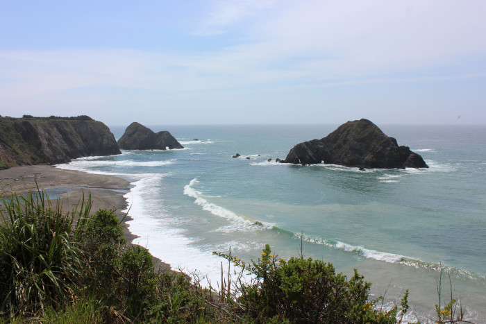 1. Greenwood State Beach, Mendocino County