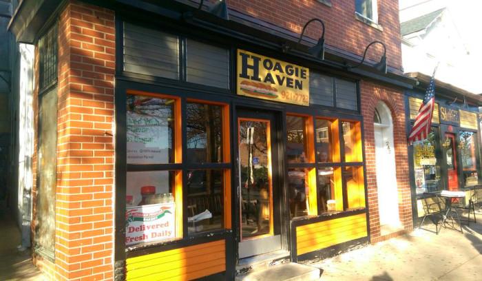 11. Hoagie Haven, Princeton