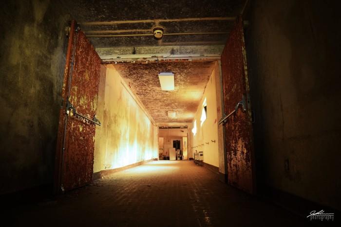 Hallway to Emp Quarters