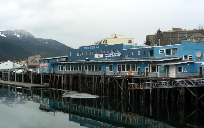 7. Hanger on the Wharf – Juneau