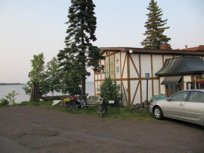 10. Harbor Haus, Copper Harbor