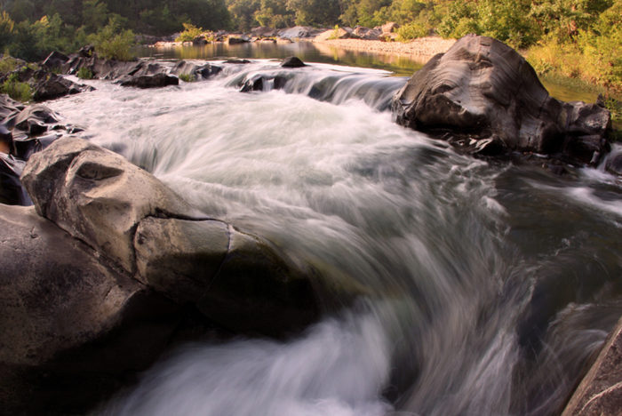 7.Harris Creek Trail, Cossatot River State Park-Natural Area (Wickes)