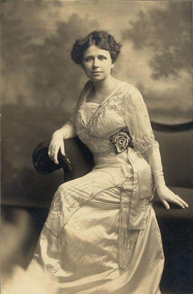U.S. Senator Hattie Caraway