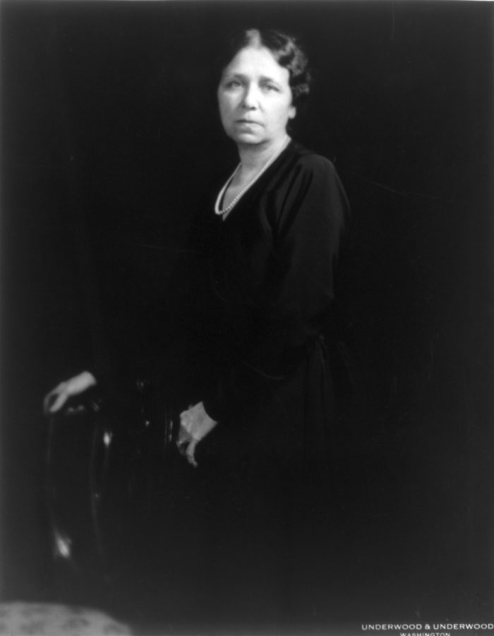 12. The first woman to be elected to the U.S. Senate was from Arkansas.